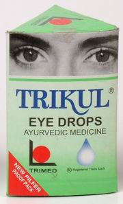 Trikul Eye Drops (10 ml), Trimed Ayurvedicals, Trimed Ayurvedicals, CONJUNCTIVITIS, Madanapalas