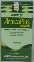 Arnica Plus Triofer (100 ml + 50 Tablets)