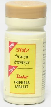 Triphala (60 Tablets), Dabur, Dabur, HERBAL MEDICINES, Madanapalas