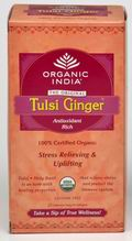 Tulsi Ginger Tea (25 Infusion Bag Envelopes)