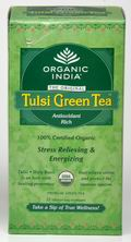 Tulsi Green Tea (25 Infusion Bag Envelopes)