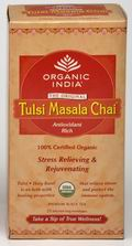 Tulsi Masala Chai (25 Infusion Bag Envelopes)