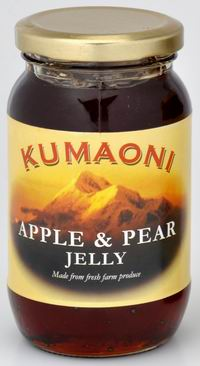 Apple & Pear Jelly, Kumaoni, Kumaoni, AYURVEDIC JAMS, Madanapalas
