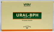 URAL-BPH Capsules (30 Capsules), Vasu Healthcare, Vasu Healthcare, BURNING URINATION, Madanapalas
