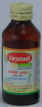 Varunadi Kashaya Liquid Extract (100 ml)
