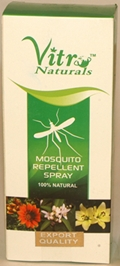Vitro Naturals Mosquito Repellent Spray (120 ml)
