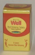Red Ginseng Tablets (60 Tablets)