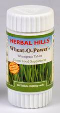 Wheat-O-Power (Wheatgrass Tablet) 60 Tablets