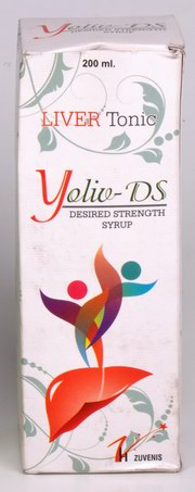 Yoliv - Ds Syrup (200 ml)